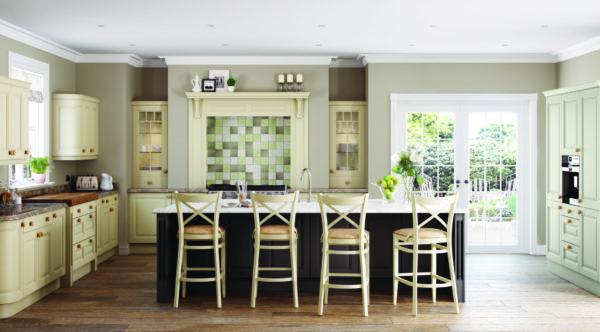 kitchen showcases